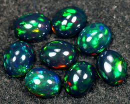 13.01cts Natural Ethiopian Smoked Welo Opal Parcel Lot / Hm3156