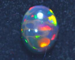 1.86Ct Natural Ethiopian Welo Smoked Opal Lot W695