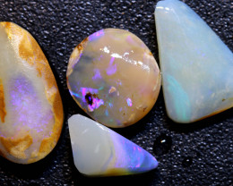 20.45cts Boulder Pipe Opal Rough Parcel DT-A5410    Dreamtimeopals