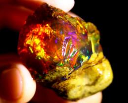 109cts Ethiopian Crystal Rough Specimen Rough / CR5105