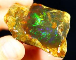 `116cts Ethiopian Crystal Rough Specimen Rough / CR5108