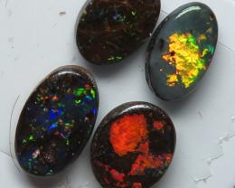 2.14ct Australian Boulder Opal Stone Parcel