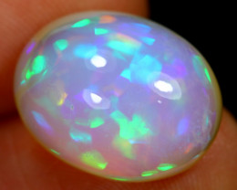6.59cts Natural Ethiopian Welo Opal / BF8969