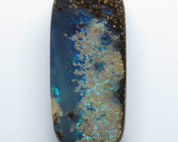 2.96ct Australian Boulder Opal Stone