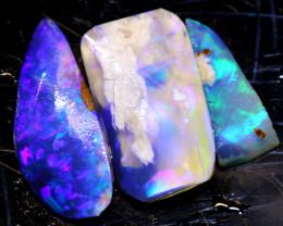 5.9 cts Boulder Pipe Opal Rough Parcel  DT-A5430    Dreamtimeopals