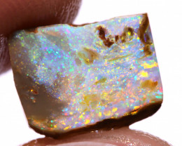 Boulder Pipe Opal Rough DO-2715 - downunderopals