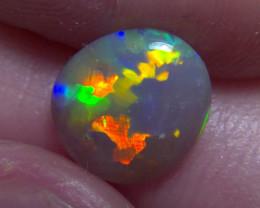 Top Gem! Super bright LR Dark opal, Amazing Puzzle pattern, rainbow fire