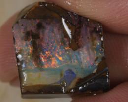 NO RESERVE!! #5 BOULDER Gamble Rough Opal [36649] 53FROGS