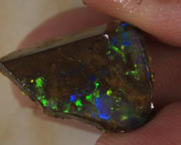 NO RESERVE!! #5 BOULDER Gamble Rough Opal [36655] 53FROGS