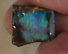NO RESERVE!! #5 BOULDER Gamble Rough Opal [36662] 53FROGS