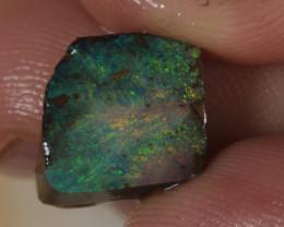 NO RESERVE!! #5 BOULDER Gamble Rough Opal [36693] 53FROGS