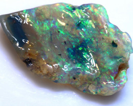 3.65 cts Dark Opal Rough From Lightning Ridge DT-A5492