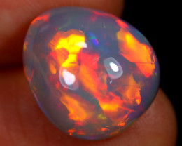 8.02cts Natural Ethiopian Welo Opal / BF9055