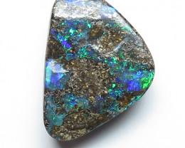 2.66ct Australian Boulder Opal Stone
