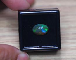 2.49Ct Natural Ethiopian Welo Solid Opal Lot D257