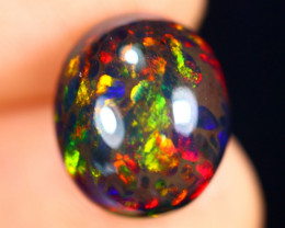 3.60cts Natural Ethiopian Welo Smoked Opal / HM3248