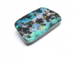 3.94ct Australian Boulder Opal Stone