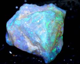 8.47Cts- Lightning Ridge Crystal  Rough opal    Ado- 9872    Adopals