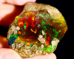 108cts Ethiopian Crystal Rough Specimen Rough / CR5150