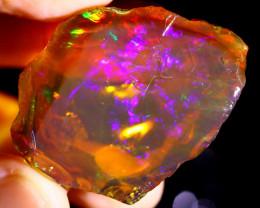 98cts Ethiopian Crystal Rough Specimen Rough / CR5169