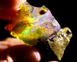 126cts Ethiopian Crystal Rough Specimen Rough / CR5193