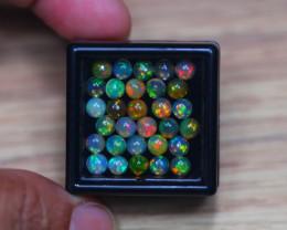 5.90Ct Natural Ethiopian Welo Solid Opal Lot D174