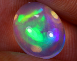 1.89cts Natural Ethiopian Welo Opal / UX1194