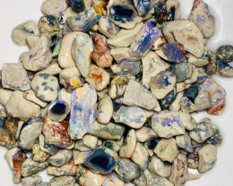720 Cts of Rough Nobby Opals with Good Colours to Explore