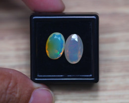 4.40Ct Natural Ethiopian Welo Faceted Opal Lot 239