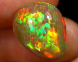 8.60cts Natural Ethiopian Welo Opal / BF9168