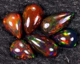 SMOKED WELO OPAL  11.19cts Parcel Lot  Opal / BF9186