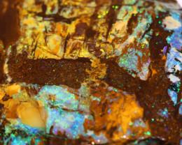 Yowah Opal Wood Replacement Rough DO-2809  downunderopals