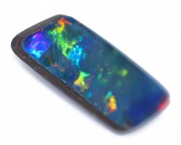 1.85 cts Australian Gem Opal Doublet  RD 353