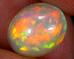1.57cts Natural Ethiopian Welo Opal / UX1281