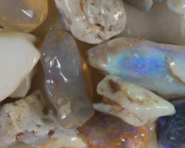 NO RESERVE!! #8  -Beginners Rough Opal -Lightning Ridge [37149] 53FROGS