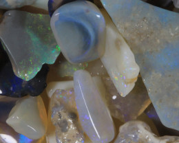 NO RESERVE!! #8  -Beginners Rough Opal -Lightning Ridge [37161] 53FROGS