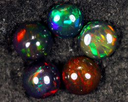 11.30cts Natural Ethiopian Welo Smoked Opal LOTS / HM3290