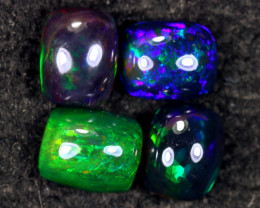 14.40cts Natural Ethiopian Welo Smoked Opal LOTS / HM3305