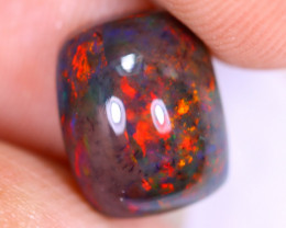 2.43cts Natural Ethiopian Welo Smoked Opal / HM3315