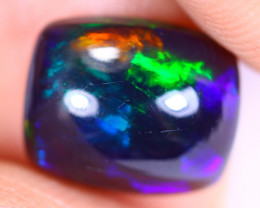 1.98cts Natural Ethiopian Welo Smoked Opal / HM3323