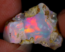 7cts Natural Ethiopian Welo Rough Opal / WR9069