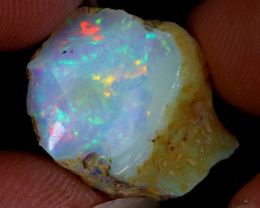 8cts Natural Ethiopian Welo Rough Opal / WR9070