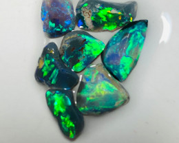 Bright Opal Rubs to Cut & Polish