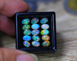 5.20Ct Natural Ethiopian Welo Solid Opal Lot JA3068