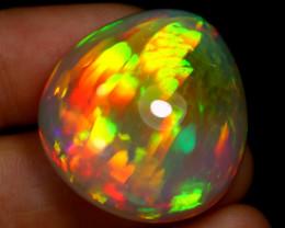 `42.30cts Natural Ethiopian Welo Opal / BFR9365