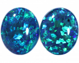 4.75 CTS  TRIPLET OPAL PAIRS [SO2096]
