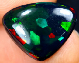 4.68cts Natural Ethiopian Welo Smoked Opal / BF9423