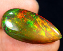 5.82cts Natural Ethiopian Welo Smoked Opal / BF9426