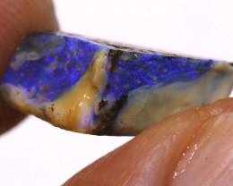4.60 Cts Boulder Opal prefinished Rub  Ado-9969   Adopals
