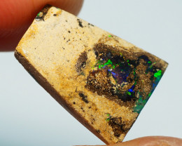 3.85CT PIPE WOOD REPLACEMENT BOULDER OPAL CT153